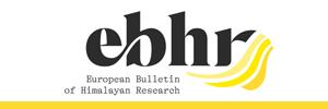 Parution du European Bulletin of Himalayan Research n°56